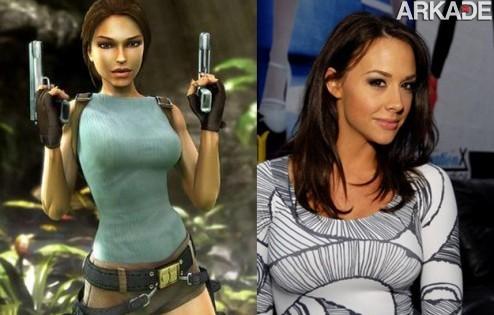laracroftxxx1 Tomb Raider vai ganhar novo filme (somente para adultos)