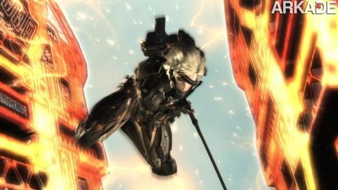 Metal Gear Rising: novo trailer, novo nome e muitas mudanças