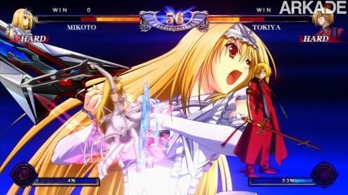 Phanton Breaker: um promissor game de luta 2D com cara de anime