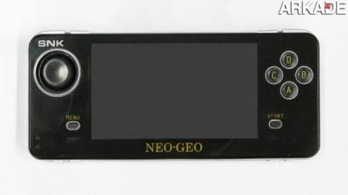 DYyfZ1 A volta do Neo Geo: vazam imagens de um novo portátil da SNK