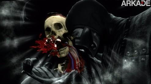dailiesg mortalkombat orig1 PS Vita receberá Mortal Kombat 9 kompleto e com extras exclusivos