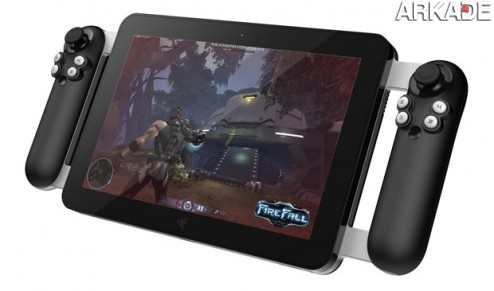Bem-vindo ao futuro: Razer anuncia incrível tablet para gamers