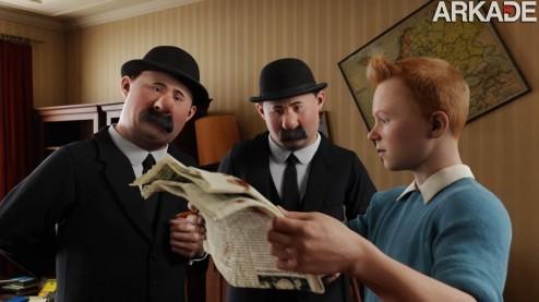 Cinema: confira a resenha do filme As Aventuras de Tintim
