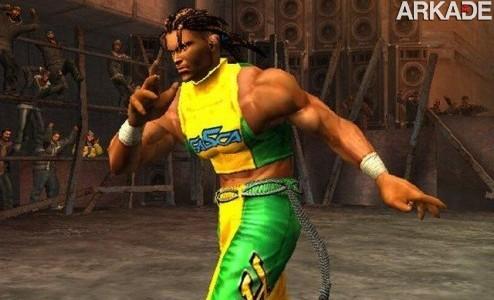 20070311195719Eddy Gordo T51 Personagem   Eddy Gordo, o capoeirista brasileiro de Tekken