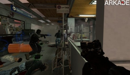 TACTICAL INTERVENTION Screenshot Tactical Intervention: o novo FPS do criador de Counter Strike