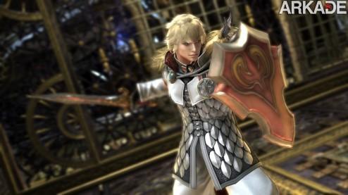 SoulCalibur V (PS3, X360) review: a nova geração assume a batalha