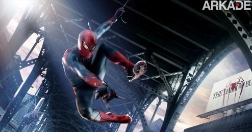 spiderman wp bridge 16801 O Espetacular Homem Aranha: confira o novo trailer do filme!