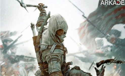 Confirmado: Assassin's Creed III se passará na Revolução Americana