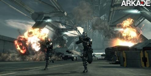 Dust 514: promissor MMOFPS de PS3 promete unir PCs e consoles