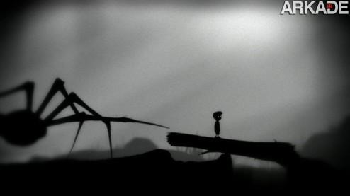 Limbo1 O mundo de Limbo não seria tão assustador com um pouquinho de luz