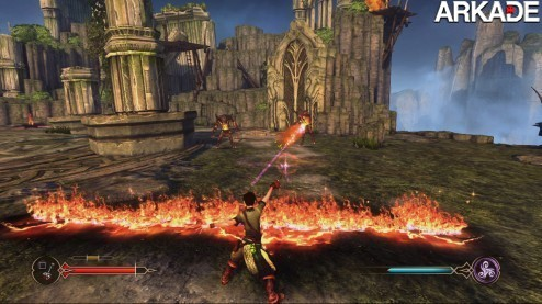 Playstation 3    Sorcery: game de magia ganha vídeo de gameplay e data de lançamento