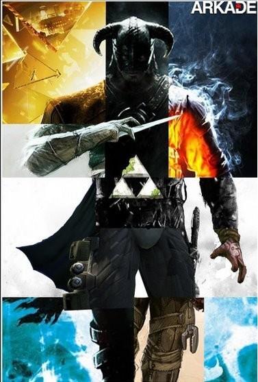 imagens  Mostre que você é bom: identifique os jogos que compõem esta imagem