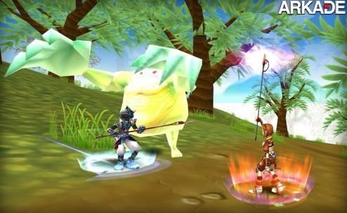 Asda 2 (PC) review: um MMORPG gratuito e em português