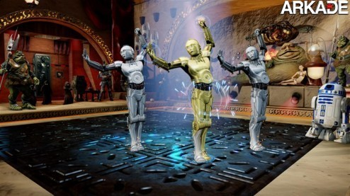 Abril começa com Kinect Star Wars e coletânea Devil May Cry em HD