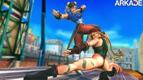 screenshot x360 street fighter x tekken1321 Street Fighter X Tekken (PC, PS3, X360) review: um crossover de respeito