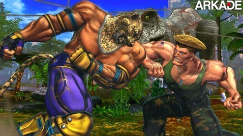 sfxt screen no 31 Street Fighter X Tekken (PC, PS3, X360) review: um crossover de respeito