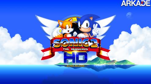 Sonic 2 HD: baixe e jogue de graça a demo deste clássico refeito em HD