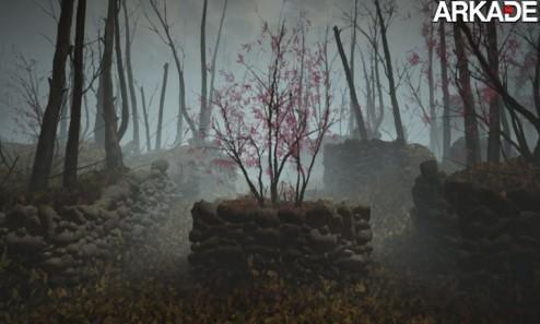 Datura: conheça um misterioso e psicodélico jogo para PS Move
