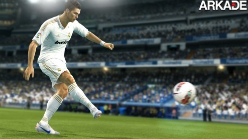 PES 2013: Konami divulga trailer e primeiras novidades do game