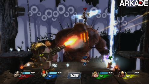 "PS All-Stars Battle Royale: veja o gameplay do ""Smash Bros da Sony"""