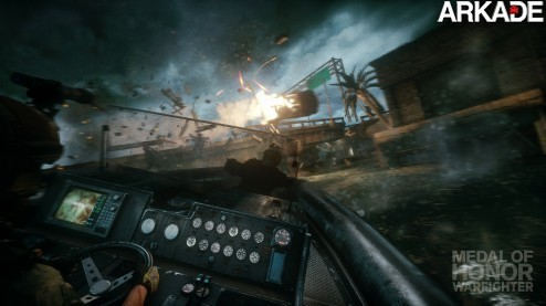 Veja o primeiro trailer de gameplay de Medal of Honor: Warfighter