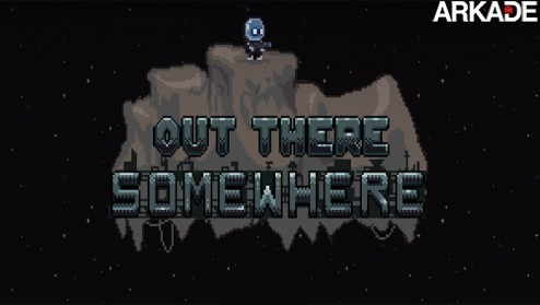 OTSReview TitleShot1 Out There Somewhere (PC) review: um game indie 100% brasileiro