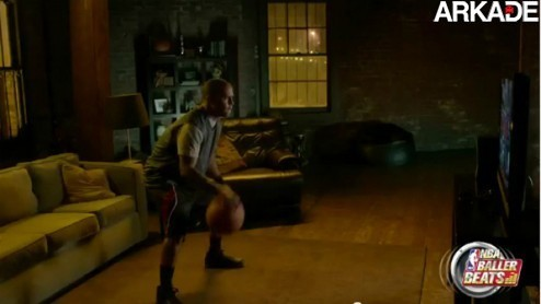 NBA Baller Beats: vem aí um game musical de basquete (?!) para Kinect