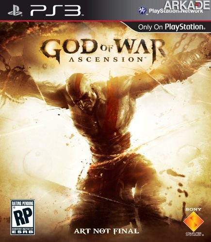 videos noticias  God of War: Ascension é anunciado! Confira o primeiro trailer!