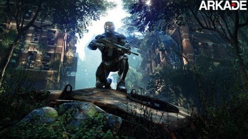 original1 01 Confira o primeiro trailer oficial de gameplay de Crysis 3