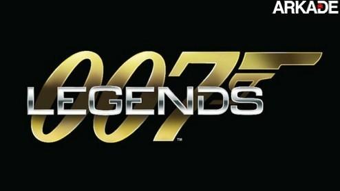 Veja o primeiro trailer de 007 Legends, novo game de James Bond