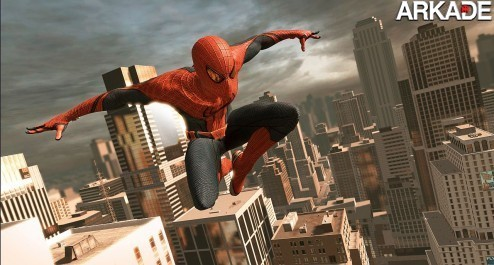 20120507195506dd2521 The Amazing Spider Man: novo trailer apresenta a habilidade Web Rush