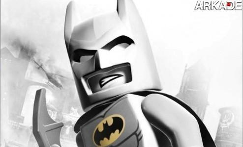 Imagens de Lego Batman 2 trazem uma pitada de Batman: Arkham City