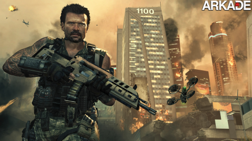 Confira o explosivo novo trailer de Call of Duty: Black Ops 2