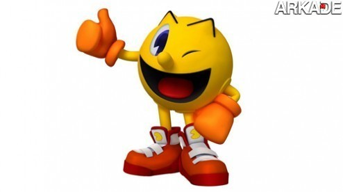 Pacman copy Pac Man completa 32 anos! Relembre este clássico com a gente!