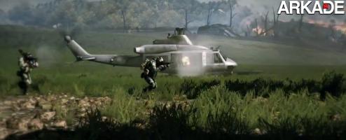 Assista a um belo curta-metragem feito com cenas de Battlefield 3
