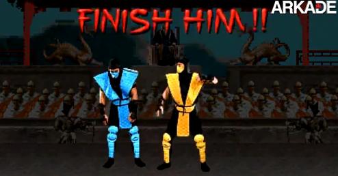 O que acontece quando você não faz um Fatality em Mortal Kombat?