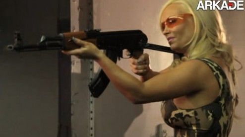 Ghost Recon: Future Soldier ganha filme e marketing apelativo