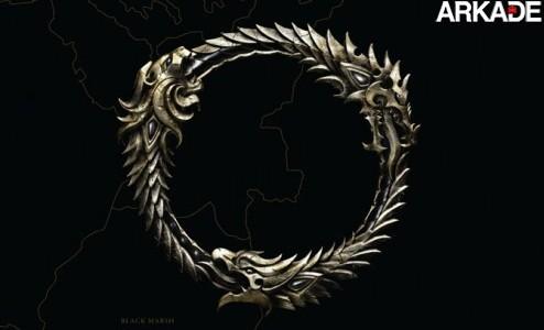 Adeus vida social: Bethesda anuncia The Elder Scrolls Online!