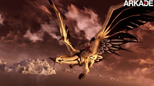 iboYAAg7zj8t6g1 Crimson Dragon ganha novo trailer e data de lançamento
