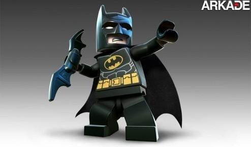 Lego Batman 2: trailer revela que o game será de mundo aberto