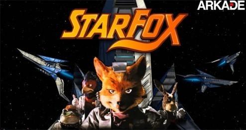 starfoxisthenewmmmidunno1 Fã recria abertura do clássico Star Fox em alta definição