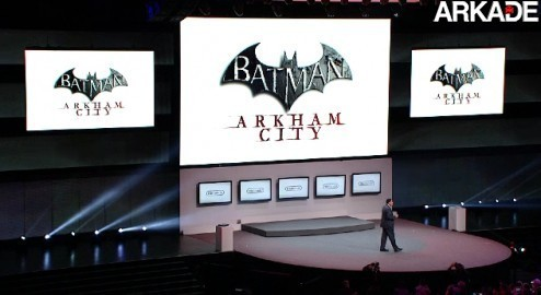 E3 2012: veja as novidades exclusivas de Batman: Arkham City no Wii U