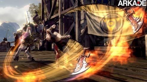 God of War Ascension: confira dois novos vídeos de gameplay!
