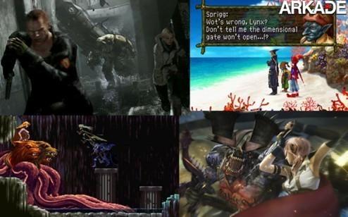Voice-Chat Arkade: como os videogames nos contam histórias