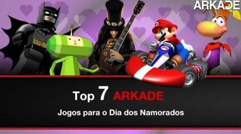 Top 7 Arkade: jogos cooperativos para o dia dos namorados