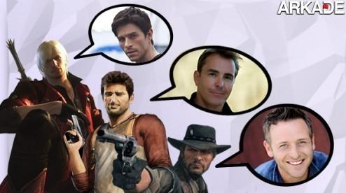 Voicesparte2 Especial Arkade 2: veja quem dá voz aos seus personagens favoritos!