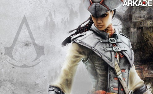 E3 2012: Assassin's Creed 3 Liberation terá personagem feminina