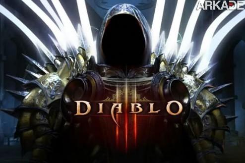 diablo 3 logo1 Diablo III, Skyrim, Battlefield e outros jogos em versão rap