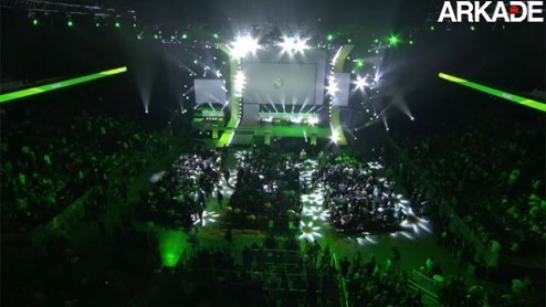 fim1 E3 2012: Microsoft mostra Halo 4, Gears of War: Judgement e mais!