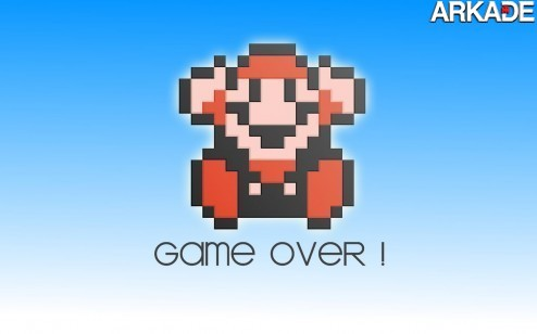 game over super mario bros 3 3486421 Voice Chat Arkade: a tênue linha entre o casual e o hardcore